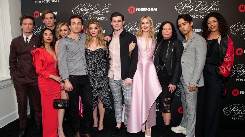 """Der Cast von """"The Perfectionists"""", März 2019"""
