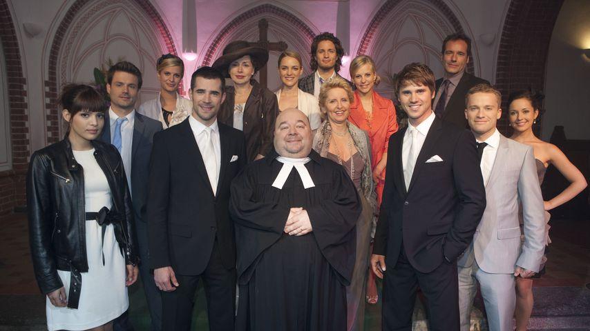 """Der Cast von """"Verbotene Liebe"""""""
