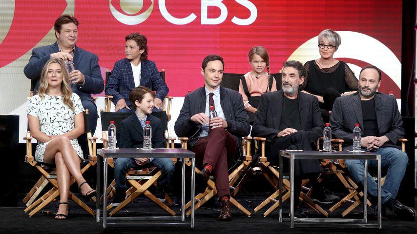"""Der Cast von """"Young Sheldon"""""""