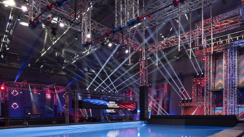 "Der Final-Parcours bei ""Ninja Warrior Germany"""