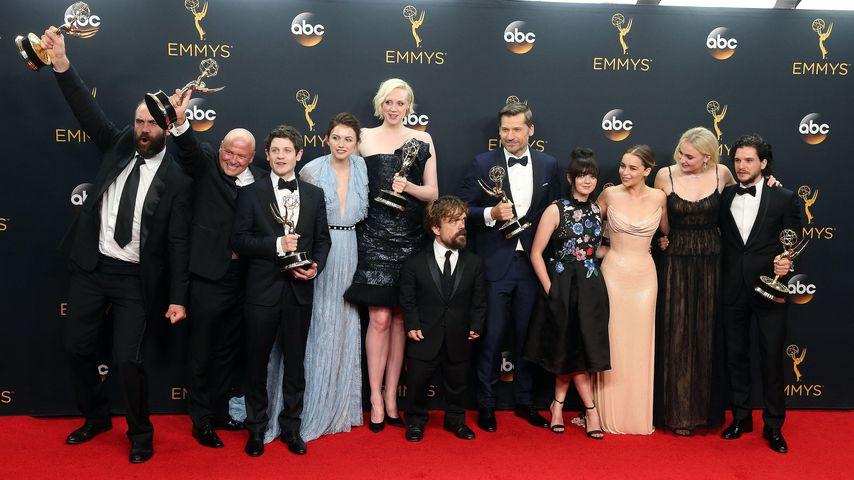 """Der """"Game of Thrones""""-Cast bei den Emmys 2016"""