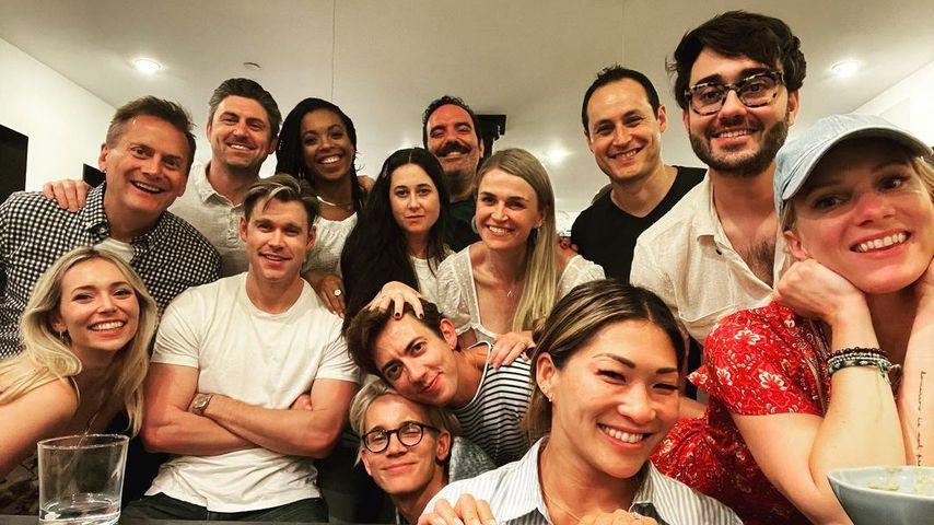 """Nach Nayas Todestag: """"Glee""""-Cast veranstaltet süße Reunion"""