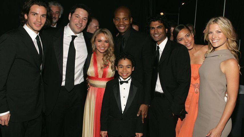 "Der ""Heroes""-Cast bei den People's Choice Awards in L.A. im Januar 2007"