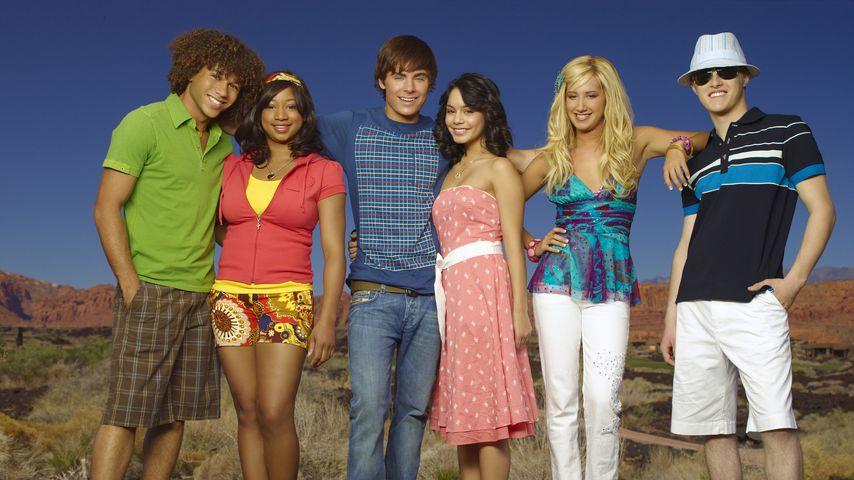 """Der """"High School Musical""""-Cast"""