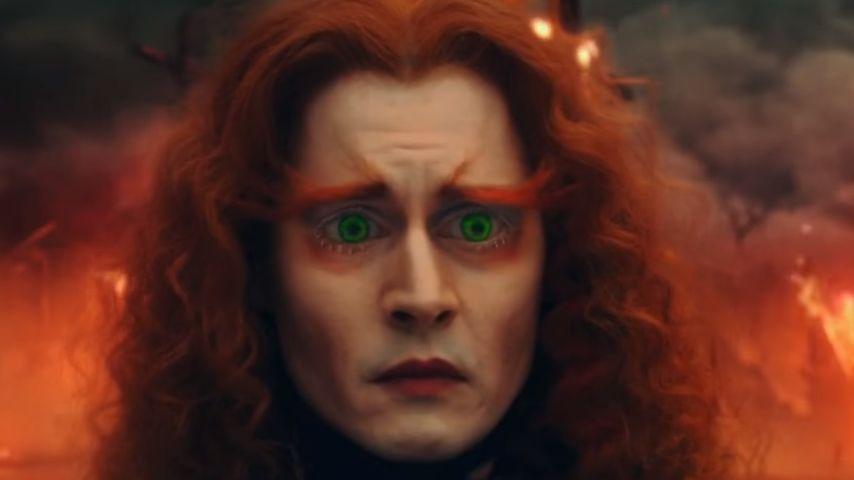 Johnny Depp, Anne Hathaway & Co. - Rückkehr ins Wunderland