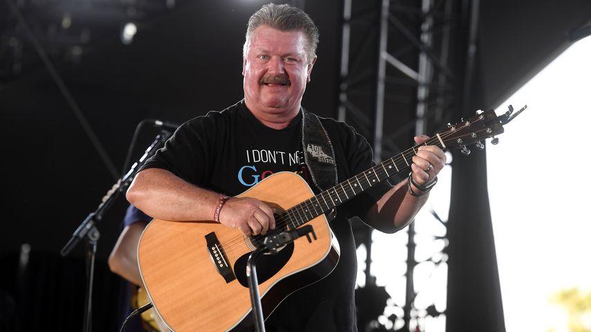 Der Musiker Joe Diffie im April 2019