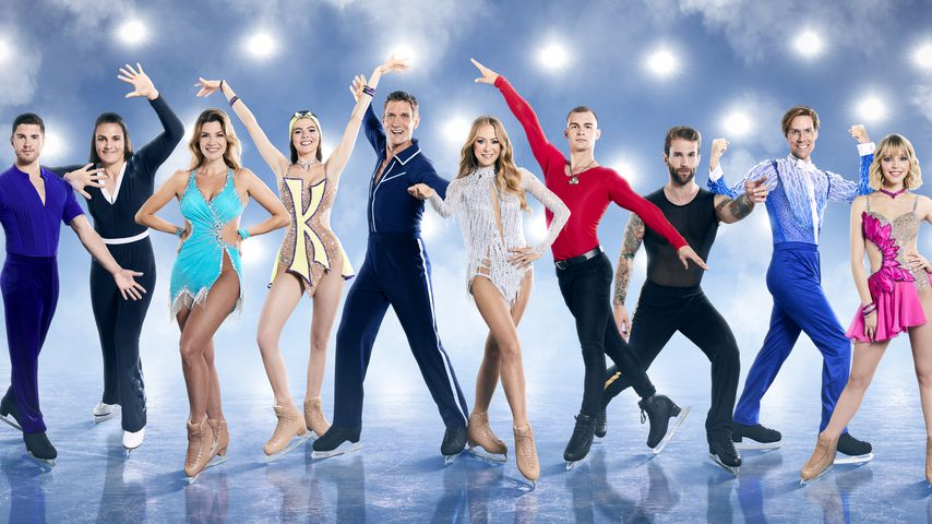 "Wer ist in Show Nummer vier nun ""Dancing on Ice""-Favorit?"