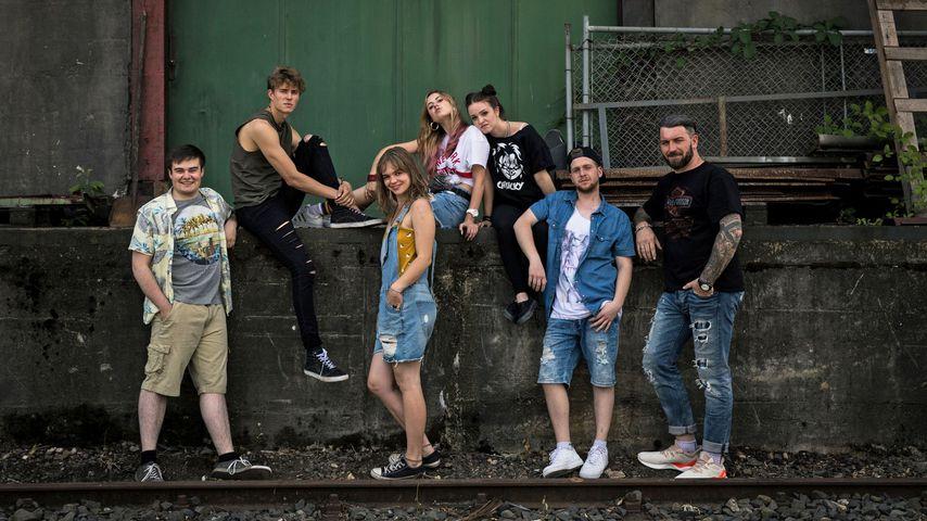 """Der """"Team 13""""-Cast"""