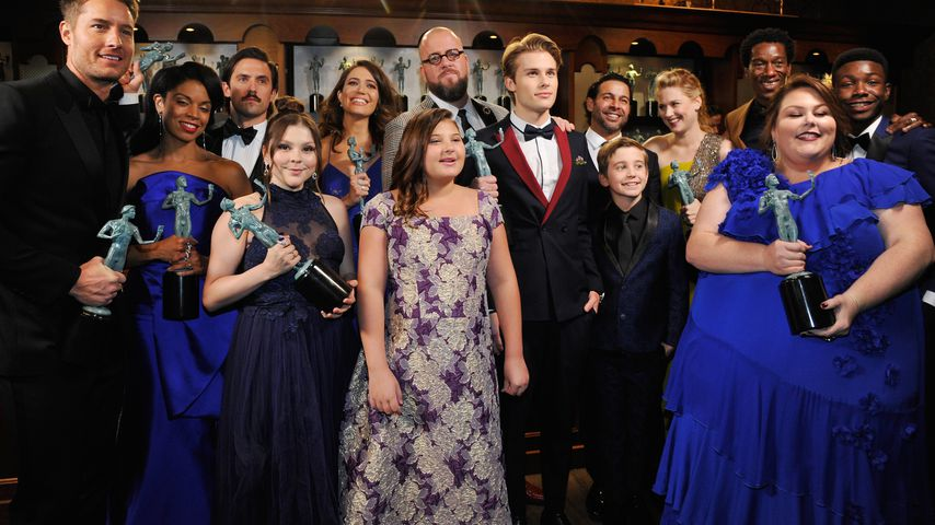 """Der """"This Is Us""""-Cast mit ihren SAG-Awards"""