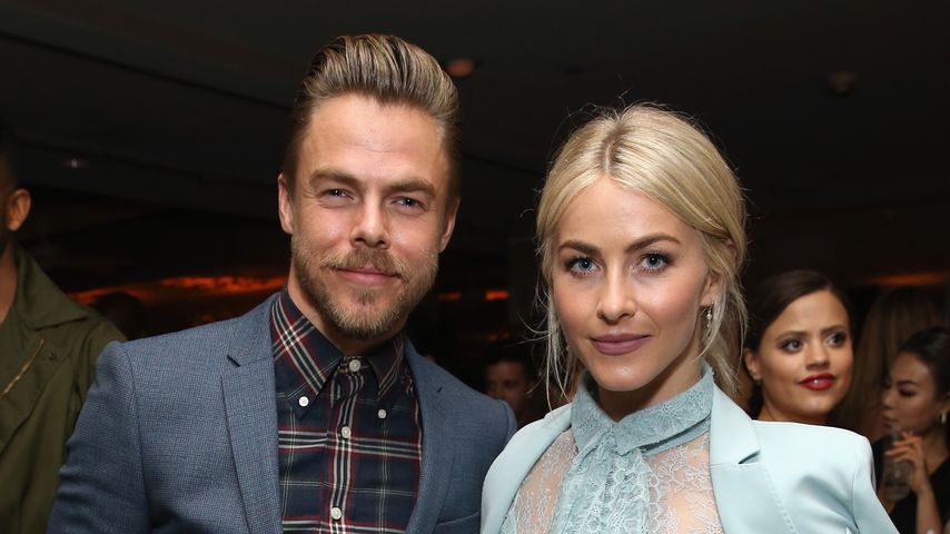 Derek und Julianne Hough bei der Entertainment Weekly Pre-Emmy Party 2017
