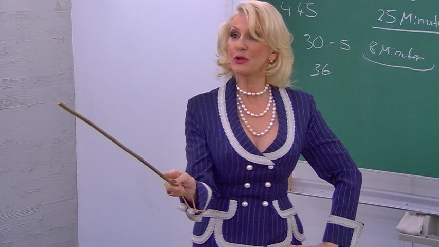 Lieblings-Lehrerin: Désirée Nicks Kollegen waren neidisch