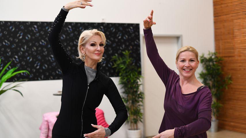 """Als Trainerin! Désirée Nick ist zurück bei """"Dancing on Ice"""""""