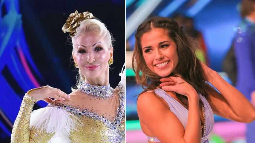 """""""Dancing on Ice"""": Désirée Nick drückt Sarah die Daumen"""