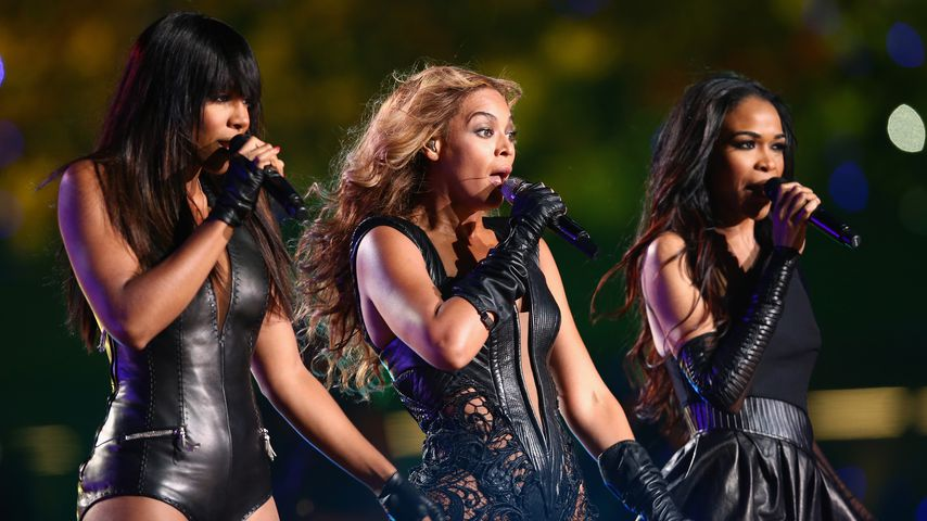 Destiny's Child in der Pepsi Super Bowl XLVII Halftime Show 2013