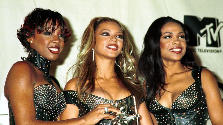 Destiny's Child bei den MTV Awards in New York City, 2000