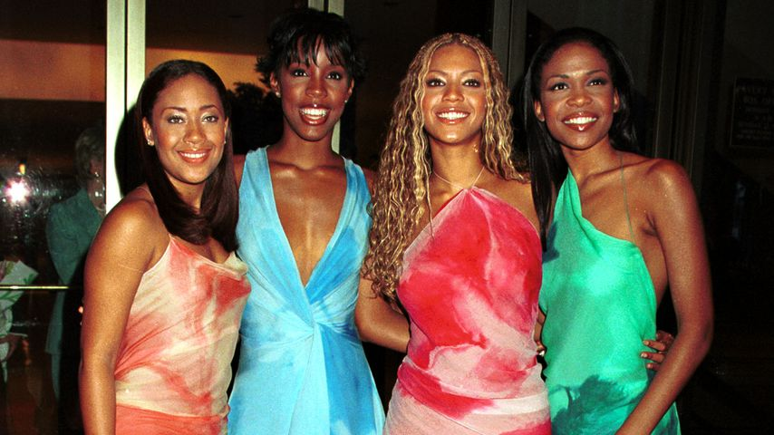 Destiny's Child bei den American Fashion Awards, 2000