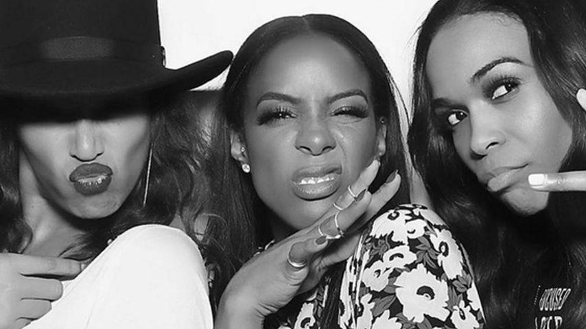Destiny's Child Reunion: Beyoncé, Kelly & Michelle vereint!