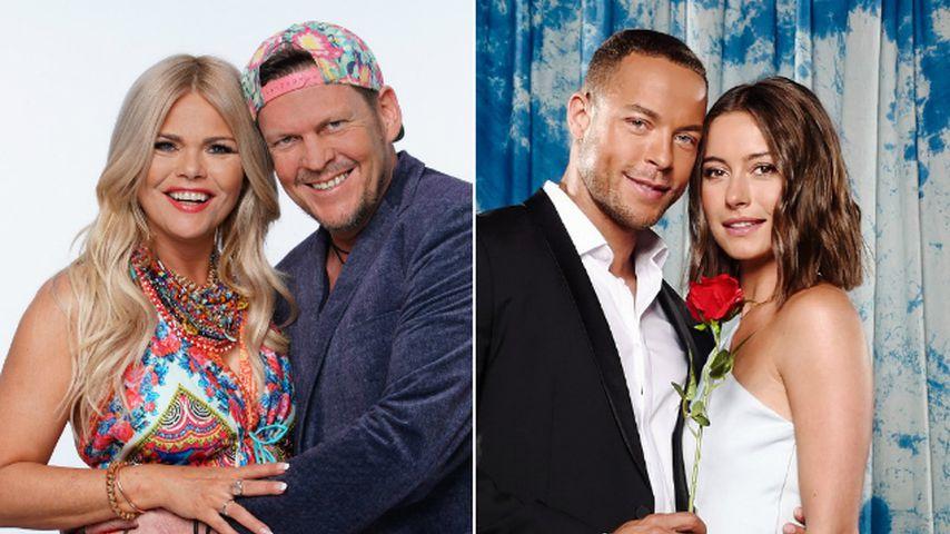Diana und Michael interessiert Andrej-Jenny-Trennung nicht