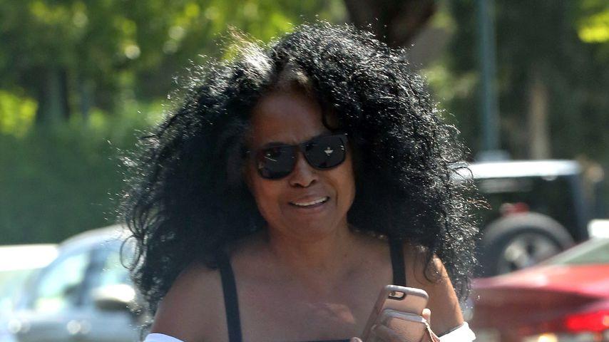 Schon 74? So jung sieht Diana Ross auch ohne Make-up aus