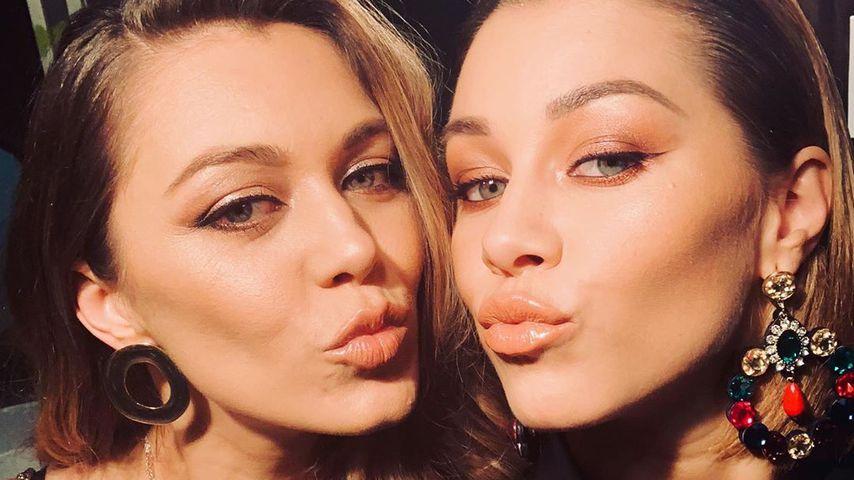 Wie Twins: Verwechslungsgefahr bei Oana Nechiti & Schwester!