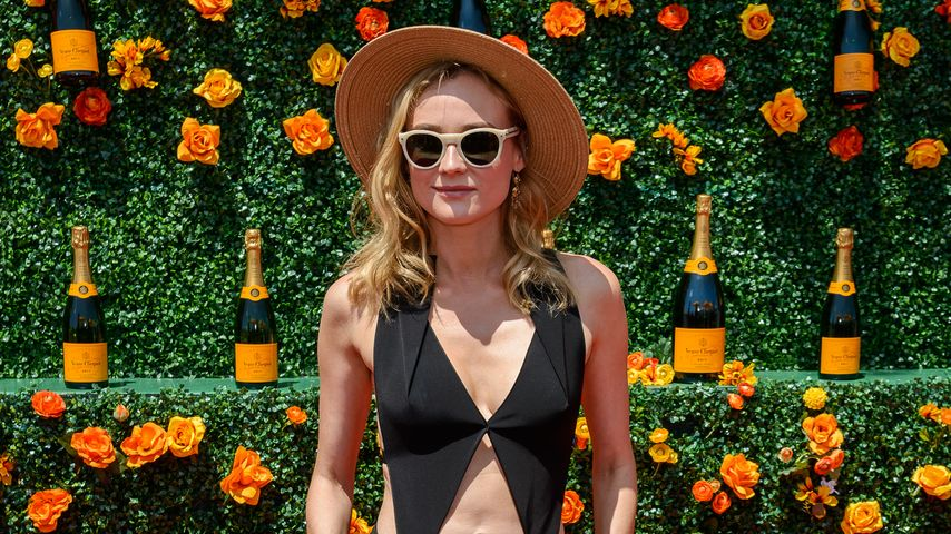 Red-Carpet-Look: Diane Kruger läutet den Sommer ein