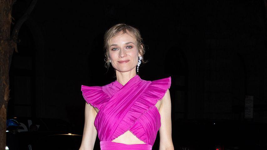 Neue Frisur: Diane Kruger präsentiert ihren Kurzhaarschnitt