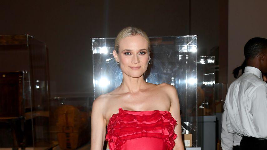 Diane Kruger im Juni 2019 in New York