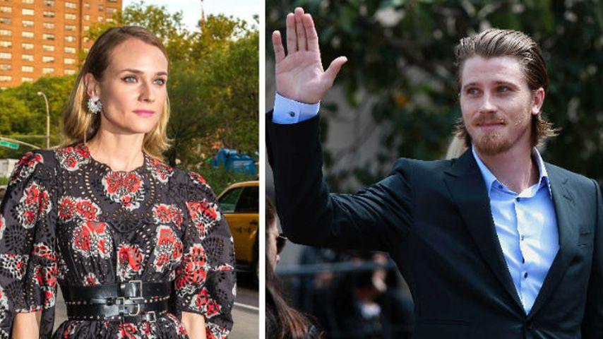 Diane Kruger: Geheimnisvolles Date mit Ex von Kirsten Dunst
