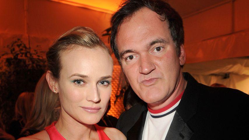 Nach Vorwürfen: Diane Kruger verteidigt Quentin Tarantino!