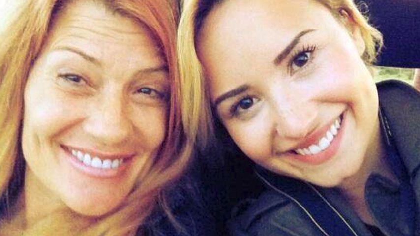 Demi Lovatos Mom gibt Update: Die Sängerin ist 90 Tage clean