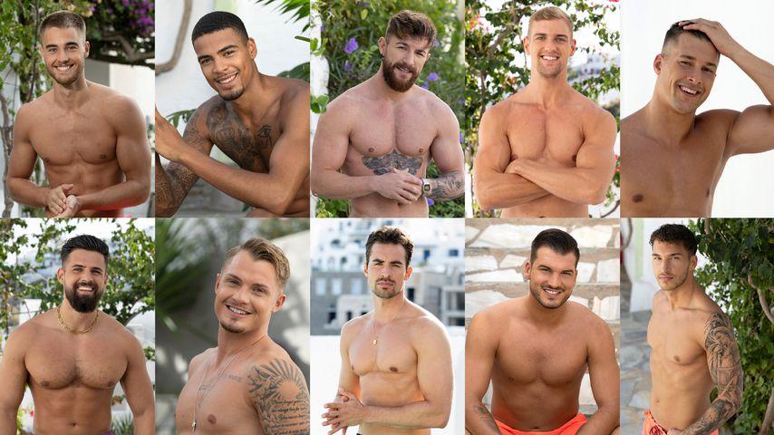 """Zweite Runde! Das sind die """"Are You The One?""""-Männer 2021"""