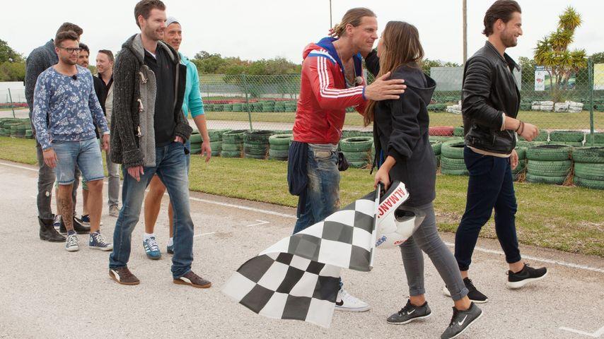 Boxenluder: Heißes Rennen um Bachelorette-Alisa