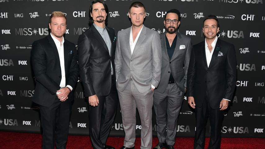 Backstreet Boys-Beef? Ein Jahr Funkstille bei Nick und Brian