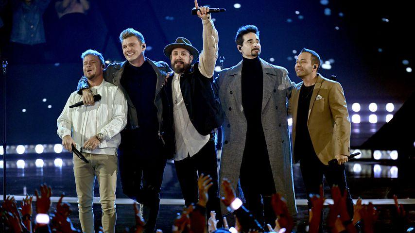 Die Backstreet Boys in Los Angeles im März 2019