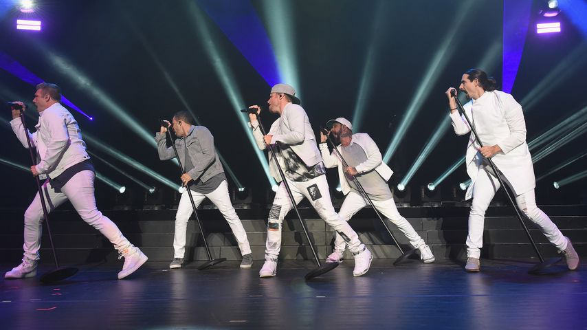 Die Backstreet Boys in New York, 2018