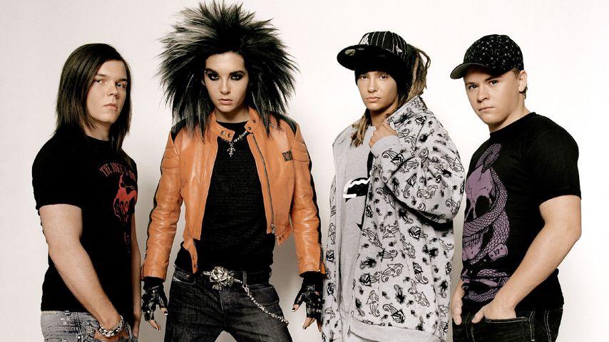 Die Band Tokio Hotel