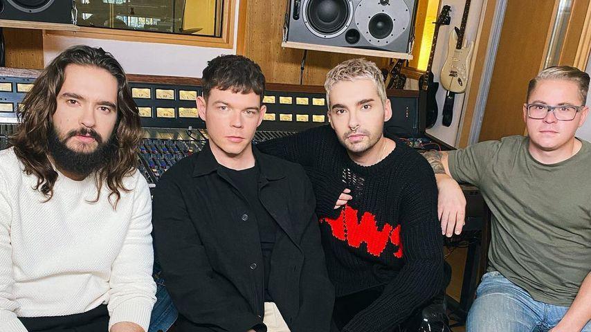 Die Band Tokio Hotel, 2020