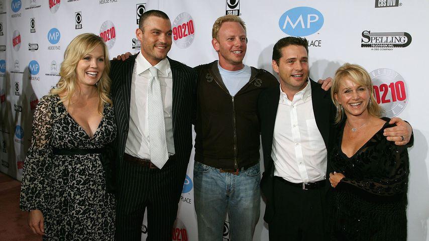 """Auch privat befreundet? Reunion bei """"Beverly Hills""""-Stars"""