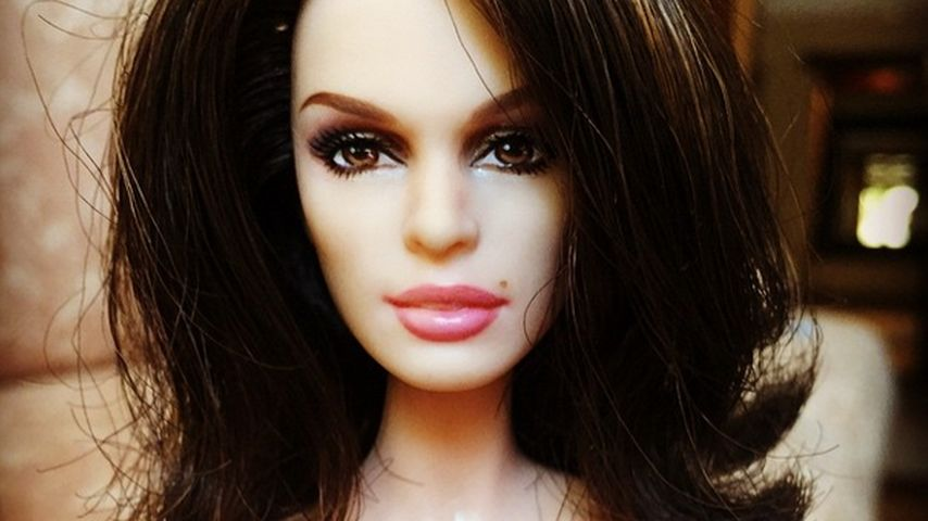 Perfekter Lookalike: Cindy Crawfords eigene Barbie