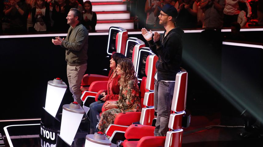 "Die Coaches bei ""The Voice Kids"""