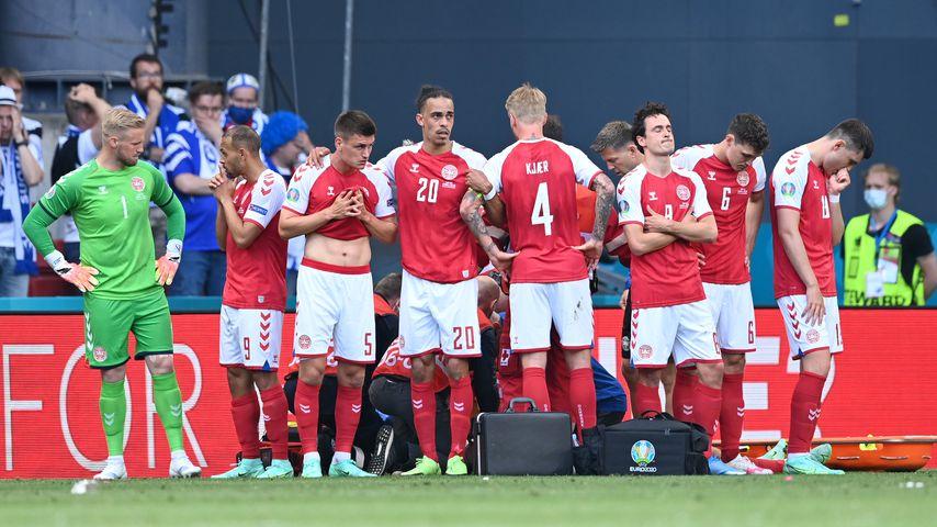 Eriksen & Co.: Die emotionalsten Momente der Fußball-EM 2020