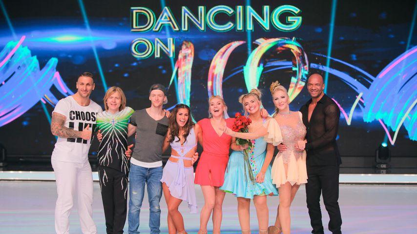 """Die """"Dancing on Ice""""-Stars nach der ersten Live-Show"""