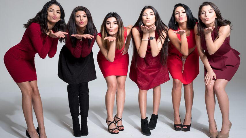 Sexy Fares-Schwestern: Typen haben es bei ihnen schwer!