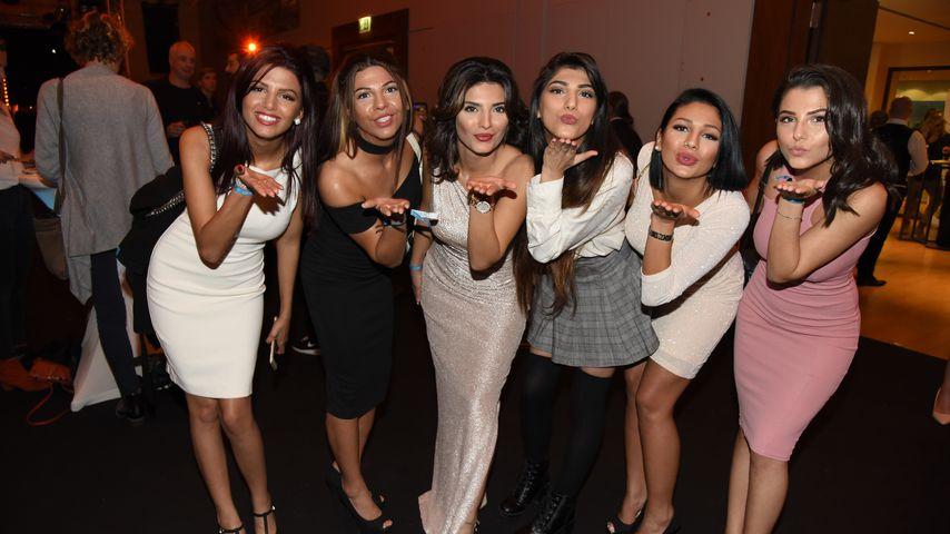 """""""Am Zittern"""": Deutsche Kardashians feiern Red-Carpet-Debüt!"""