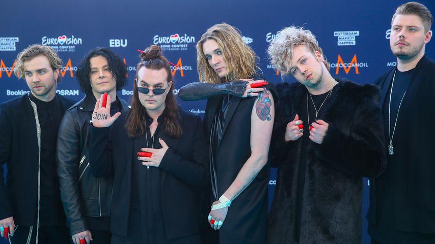 Die finnische Band Blind Channel