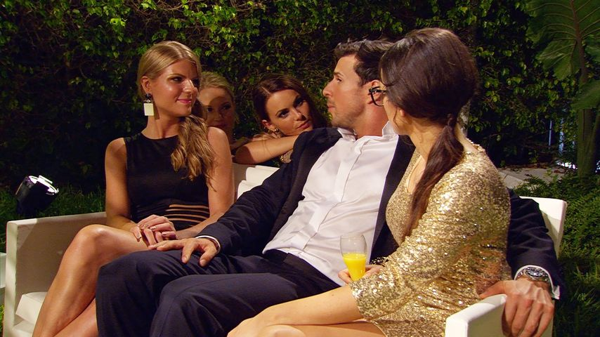 "1. Fotos vom ""Bachelor""-Start: So umgarnen die Girls Leonard"