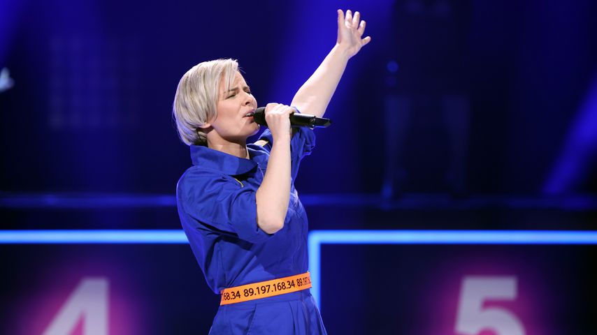 """Kandidatin bei """"I can see your Voice"""", 2021"""