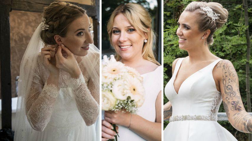 """""""Hochzeit auf den ersten Blick"""": Welches Kleid ist Favorit?"""