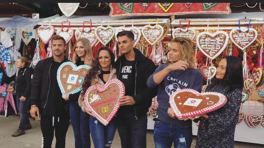 "Bier & Küsse: Die ""Love Island""-Crew erobert das Oktoberfest"