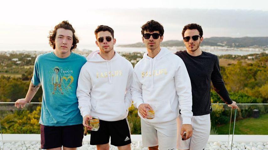 Vor zweiter Hochzeit: Joe Jonas feierte seinen JGA auf Ibiza